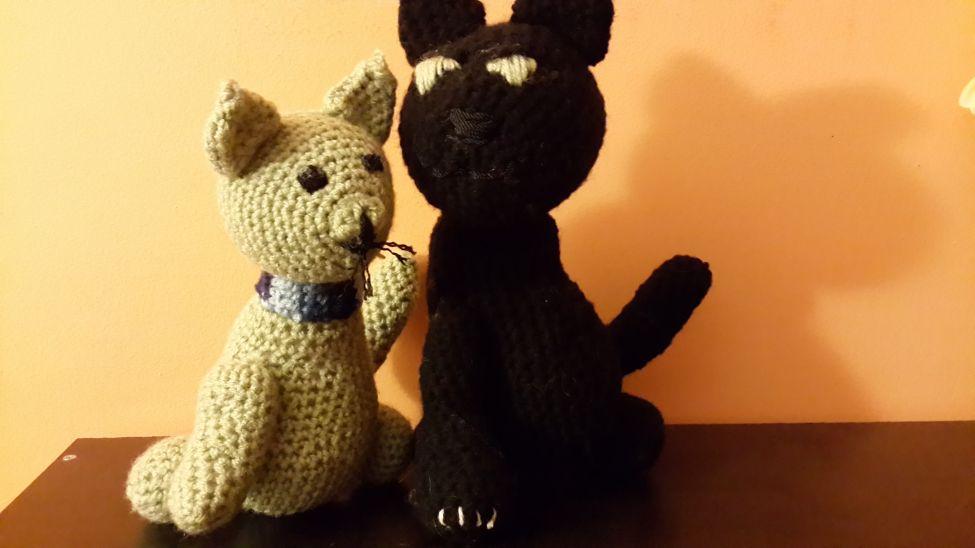 CrochetedCats